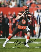 Baker Mayfield Cleveland Browns Signed Autographed 8x10 Photo