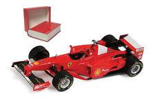 IXO SF26/98 Ferrari F1 F300 #3 British GP 1998 - Michael Schumacher 1/43 Scale