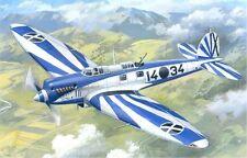 He 70F-2 Heinkel Mail Plane Passenger Aircraft Mahogany Dry Wood Model Small New
