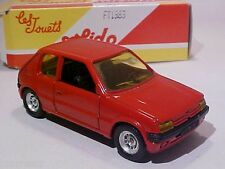 3.2 Inch Peugeot 205 GTI 1998 Solido 1/43 Diecast Mint in Box