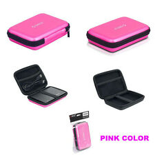 ORICO 2.5 inch Portable External HDD Hard MP3 MP4 Pouch Case Box (Pink)