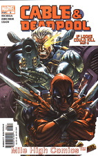 CABLE AND DEADPOOL (2003 Series) #6 Fine Comics Book