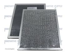 2pack broannutone replacement charcoal range hood filter 41f new