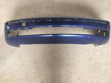 BMW E39 Stoßstange Frontschürze Montrealblau Metallic Stoßfänger vorne