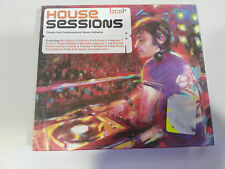HOUSE SESSIONS  MR FINGERS FRANCOIS K - 2 X CD 2005 NEW SEALED NUEVO