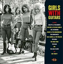 Various Artists - Girls with Guitars / Various [New Vinyl] UK - Import
