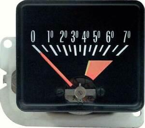 1968-74 Chevrolet Nova In Dash Tachometer 5000 Redline