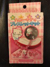 RARE 1999 Sanrio Hello Kitty Angel Beadwork Accessory Kit Japanese Japan