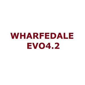 "Wharfedale EVO4.2 EVO 4.2 Pair 6.5"" Bookshelf Speakers 3-Way AMT SLPP"