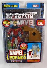 Toy Biz Marvel Legends Modok Series Captain Marvel Figure