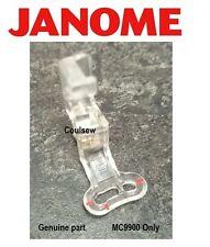 JANOME véritable mc9900 uniquement-P pied plastique pour broderie 861802003