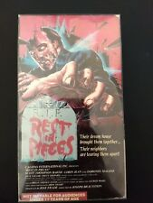 Rest in Pieces Rare VHS