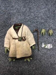 1/6 Hot Toys MMS369 Star Wars V The Empire Strikes Back Yoda Action Figure