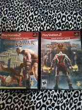 God Of War 1 & 2 Ps2