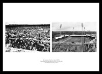 St James Park Stadium in the 1970s Newcastle United Photo Memorabilia (NUFCSJ1)
