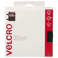"""VELCRO Brand - Sticky Back - 15' x 3/4"""" Tape - Black"""