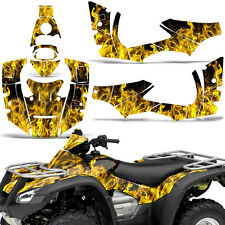 Graphic Kit Honda Rincon ATV Quad Decals Sticker Wrap FourTrax Parts 06-14 ICE Y