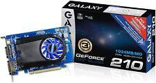 Galaxy GeForce 210 Graphics Card 1024MB/MO DDR2