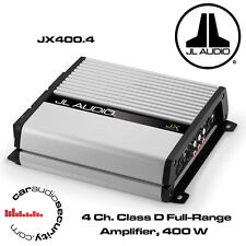 JL Audio JX400 / 4D 4 CANALI CLASSE D FULL RANGE Altoparlanti Amplificatore 400 W JX400.4 D