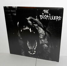 the DISTILLERS s/t Lp Record punk Vinyl SEALED , hellcat records , brody dalle