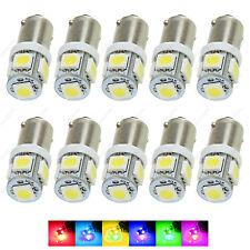 10 x White T11 BA9S T4W H6W 1985 363 5-SMD LED Car Wedge Side Light Bulb Lamp
