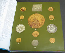 Vintage - Swiss Bank Corporation Gold & Silver Coins Auction 19 1988 HB