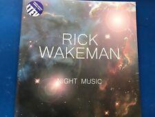 RICK WAKEMAN - LIMITED EDITION VINYL LP - NIGHT MUSIC