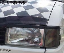 Plástico ABS 720853 VW T4 Transporter corto nariz cejas