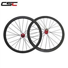 25mm width, Disc Brake hub 38mm clincher carbon Cyclocross bike wheelset