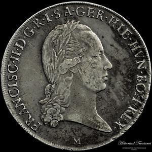 Italian States - Milan - 1 Crocione (Kronenthaler) 1793 M - Joseph II of Austria