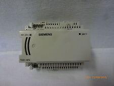 Siemens TXS1.12F4 I/O Module SELV/PELV 24VAC/DC 50/60Hz 150VA OT50C 28.8W New