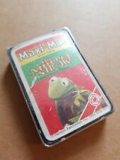 Maxi Mini Ace Cards The Muppet Show Kermit like Top Trumps unused old shop stock
