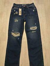 Women's River Island Mom Jeans High Rise Bnwt Size Uk 8 Reg