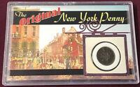 "1700s THE ORIGINAL ""NEW YORK PENNY"" - THE MORGAN MINT"