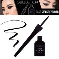 Collection Fast Stroke Eyeliner Highly Pigmented Long Lasting Eye Colour - Black
