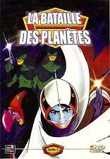 LA BATAILLE DES PLANETES - BATTLE 2 /*/ DVD DESSIN ANIME NEUF/CELLO