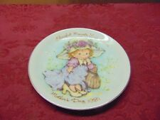 1981 Cherished Moments Avon Mothers Day Collector Plate