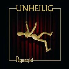 UNHEILIG - PUPPENSPIEL (RE-RELEASE)  CD  14 TRACKS CLASSIC ROCK/ELECTRO POP NEU