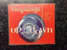 Vengaboys - Up And Down - 3 Track CD Single @@LOOK@@
