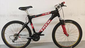 Trek Elite XC 9.8 1999 OCLV Carbon Mountain Bike Made in USA