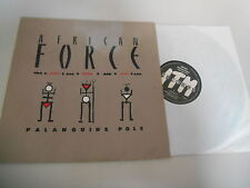 LP Ethno African Force - Palanquin's Pole (7 Song) ITM REC