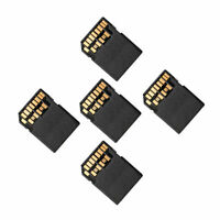5pcs UHS-II 4.0 Micro-SD SDHC SDXC TF Card to SD SDHC SDXC Card Adapter Kit