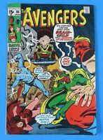 AVENGERS #86 MARVEL BRONZE AGE COMIC BOOK 1971 ~ VF-