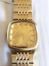 Diesel DZ1585 Mens NSBB Scalped Gold Watch