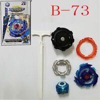 BeyBlade Burst B-73 Starter Valkyrie Genesis Valtryek Starter Launcher Toys Hot
