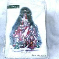 DEPT 56  North Pole Series THE NORTH POLE PALACE - NEW Brand New In Box