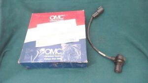 Johnson Evinrude OMC 5000729 Sensor & Shim Assy NOS