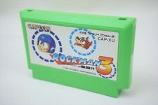 ROCKMAN III 3 Megaman Cartridge Only Famicom Nintendo Import JAPAN Game fc