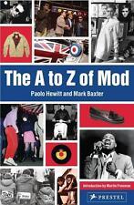 The A to Z of Mod von Paolo Hewitt und Mark Baxter Book Buch NEW