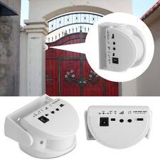 Wireles Motion Infrared Sensor Door Bell Shop Visitor Alert Chimes Alarm Burglar